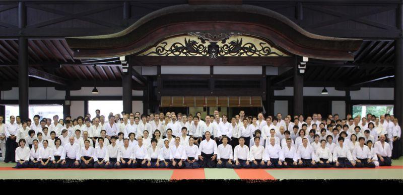 Семинар в Японии