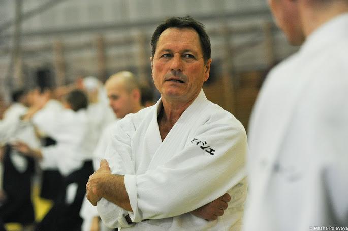 Кристиан Тиссье. Интервью Aikido Journal.