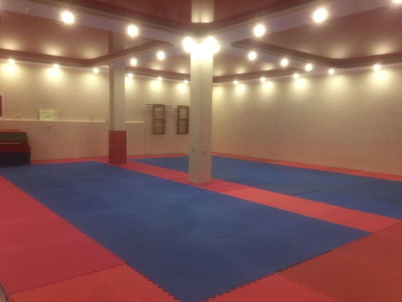Новый зал для занятий Айкидо!