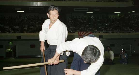 Сейго Ямагучи о техниках айкидо